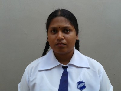Miss S. Vishnuja