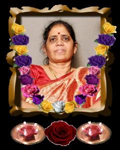Mrs Lalithadevi Thillainathan