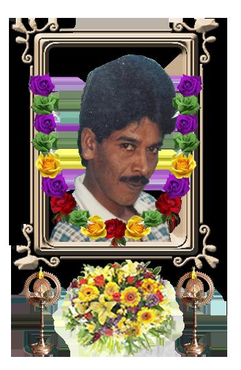 Mr Iyathurai Sivanithi