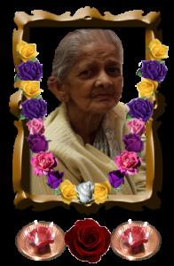 Mrs Rajeswari Saravanamuthu
